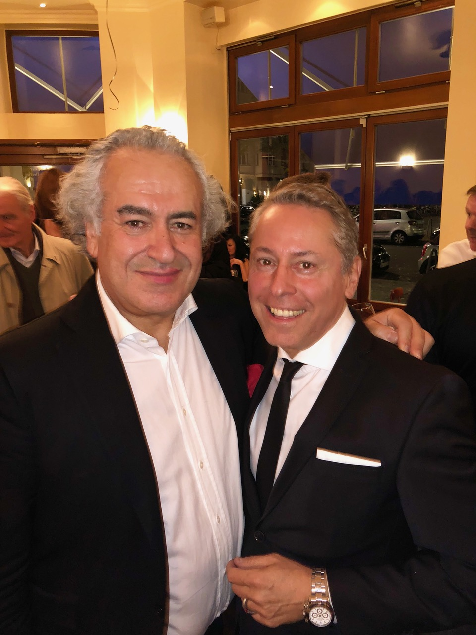 Opening Reopening Adnan Restaurant Promirestaurant Gerry Concierge Adnan Oral Inhaber Gastronom Promiwirt IMG_E5030
