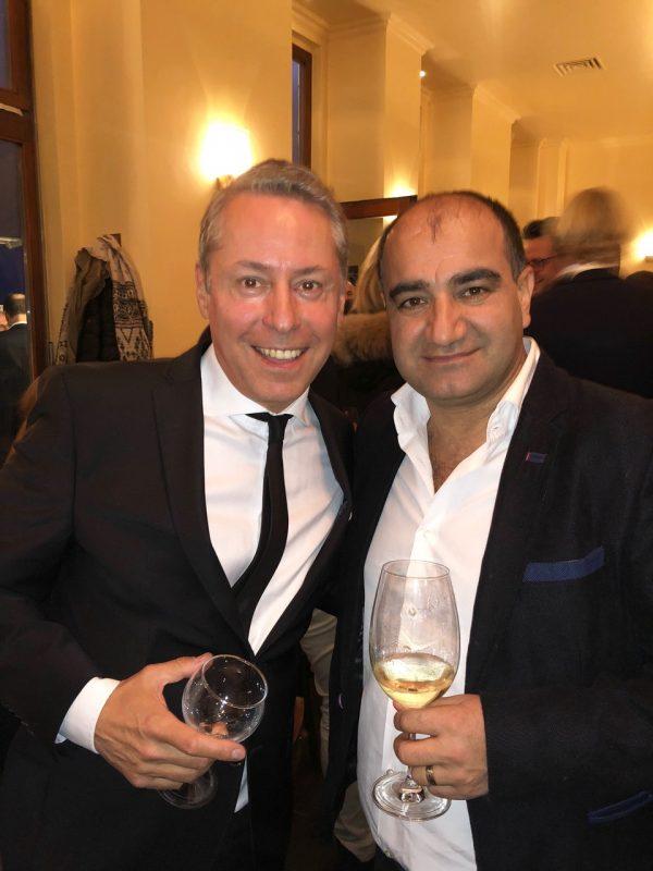 Opening Reopening Adnan Restaurant Promirestaurant Gerry Concierge Oezcan Mutlu Gruene Politiker IMG_E5024