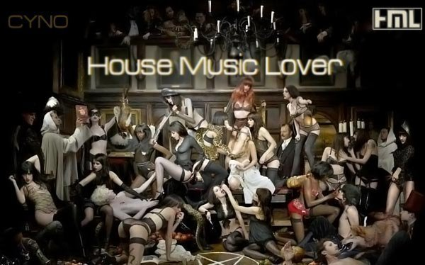 Cyno house music lover electro tunes lifestyle for House music lovers