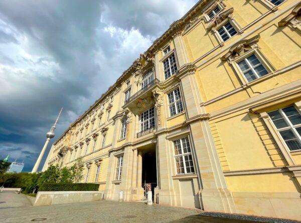 Berlin Haus Bau Denkmal Dom Schloss Museum Stadtschloss