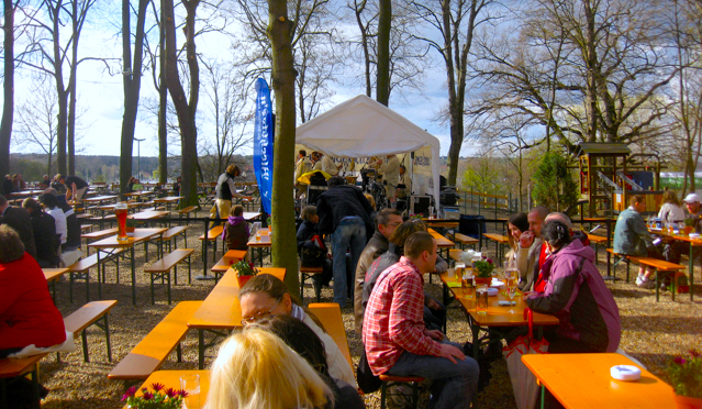 Biergarten Wannsee Terren | Loretta Am Wannsee Brunch Bufett 1 Sonntag Feiertage Restaurant
