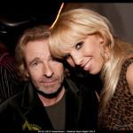 Fashion Rock Night 2012 Thomas Gottschalk und ANNEMARIE EILFELD