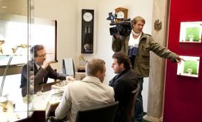 ZDF DREH Hallo Deutschland 2012 Berlin Concierge Juwelier Lorenz Kameramann Julia Bauer