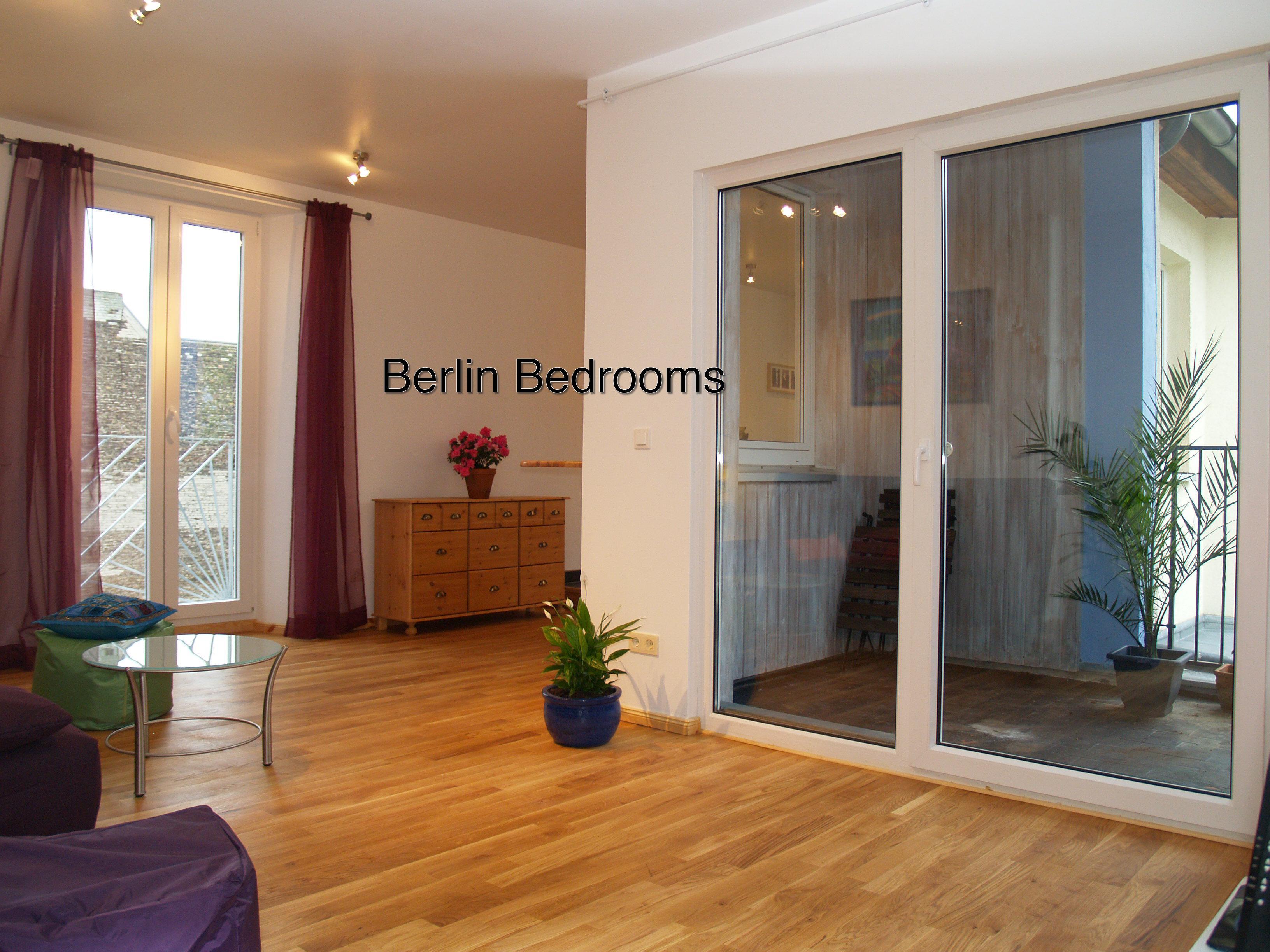 Wohnen auf Zeit Berlin - Möblierte Wohnungen - Berlin Bedrooms Wohnagentur
