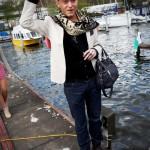 Julian Stoeckel A und A Boote Saisoneröffnung auf Marina Lanke Werft Berlin Luxusyachten Motorboote