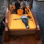A und A Boote Saisoneröffnung auf Marina Lanke Werft Berlin Luxusyachten Motorboote