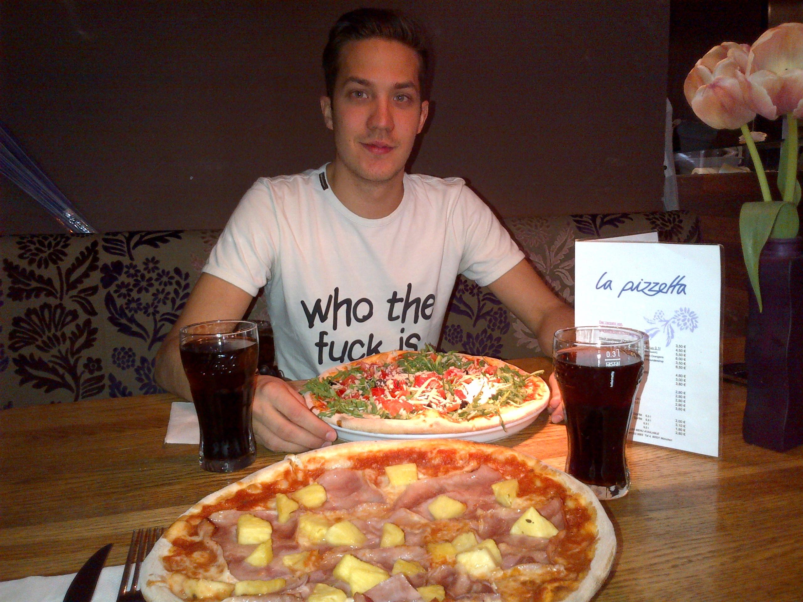 Restaurant la pizzetta - Traditionelle Pizza in München/Marienplatz - Reservierungen gern erwünscht