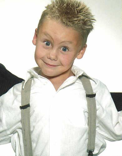 Freche Coole Witzige Und Trendige Frisuren Für Kids Im Salon