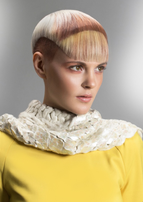 Christin Wegner Color Zoom Challenge 2013 2014 Goldwell D Machts Group Berlin