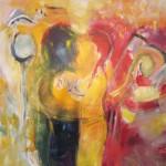 """PLACCES lädt ein zum Art-Event """"Farbwelten"""" von Künstlerin Susanne Rikus in den Heckmann-Höfen am 10.07.2014"""