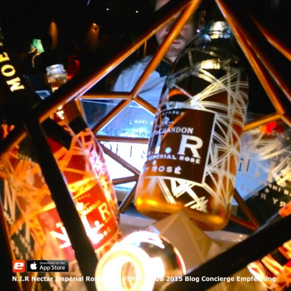 N.I.R Nectar Impérial Rosé Dry AVENUE CLUB 2015 Moët & Chandon Robert Bierbüsse Direktor Vertrieb