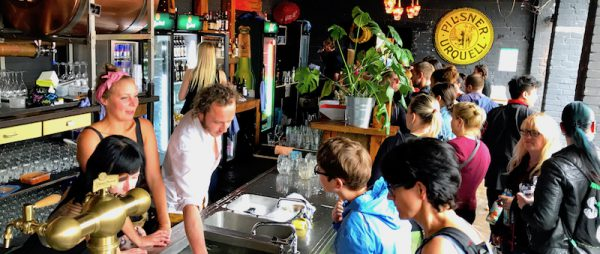 2017 Service Getränke Bar Sushi Festival Leo Veranstalter Birgit Bier Club Visionaere Treptow Kreuzberg Berlin Pfingsten
