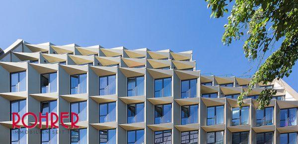 Fassade Penthouse 10115 Berlin 100856 O 56414 2 Zimmer Designwohnung Rohrer Immobilien