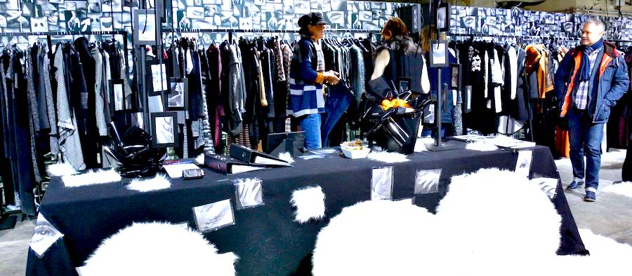Event Concierge animag fashion Week Aussteller Event Concierge Jannine Krueger Denim