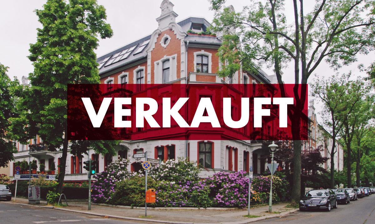 Verkauft Fassade Eingang Dachgeschosswohnung 12163 Berlin Kauf Objekt 101046 O 56151 Lichtdurchflutet Dachgeschoss Steglitz