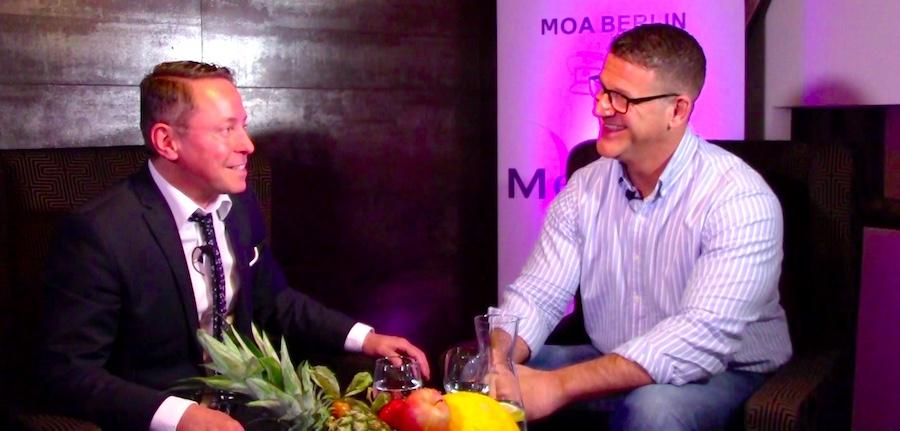 PERSOENLICH 2017 Steven E Kuhn Coach Trainer Interview Mercure Hotel MOA Berlin Blog Vlog