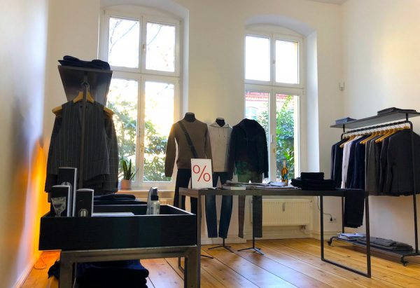 Herren Showroom Heckmann Hoefe Strenesse Popup Laden Geschaeft Fashion Damen