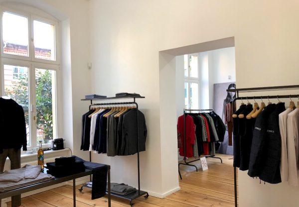 Sale Showroom Heckmann Hoefe Strenesse Popup Laden Geschaeft Fashion Damen