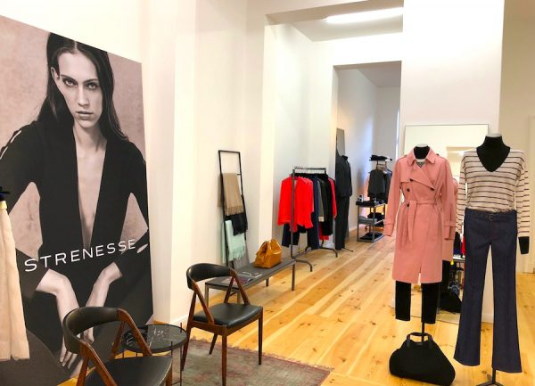 Showroom Verkauf Heckmann Hoefe Strenesse Popup Laden Geschaeft Fashion Damen Herren