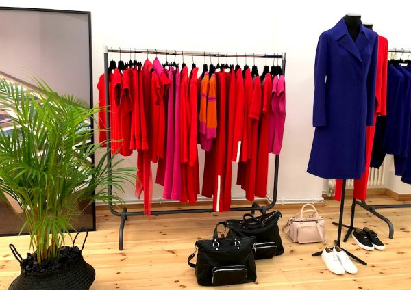 neue Kollektion Heckmann Hoefe Strenesse Popup Laden Geschaeft Showroom Fashion Damen Herren