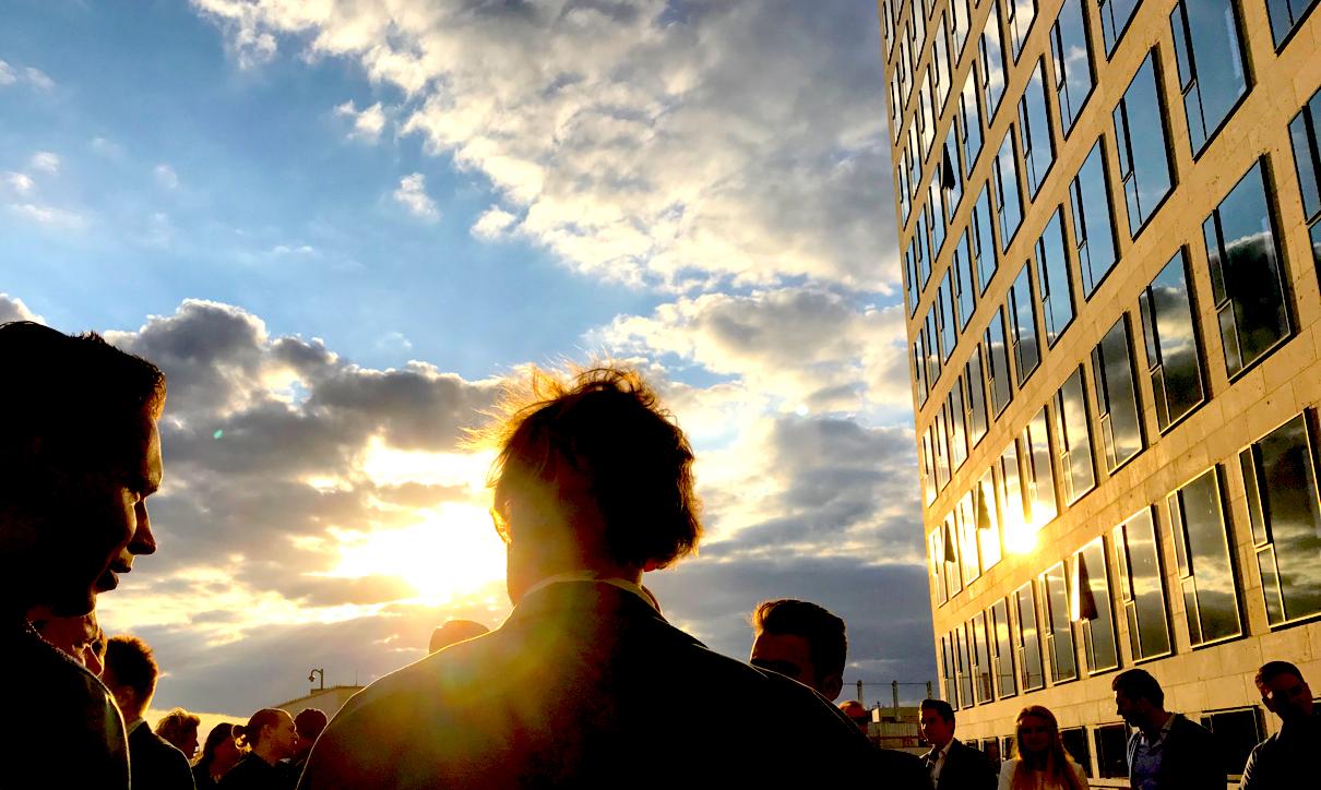 Upper West City Maisonette Wohnung 10789 Berlin Kauf Objekt ID 100953 O 56440 Vermietet Elegant Maisonette Penthouse KaDeWe Rohrer Immobilien
