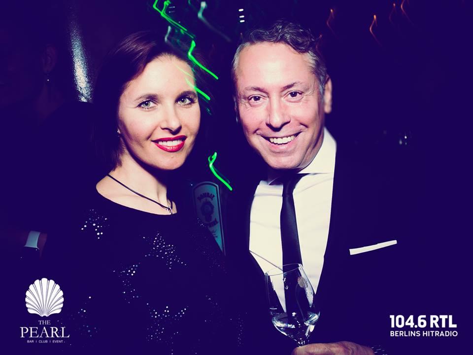Anastasia Weininger Gerry Concierge Afterwork RTL 104 6 Kudamm Pearl Berlin Club pic Jan Schroeder