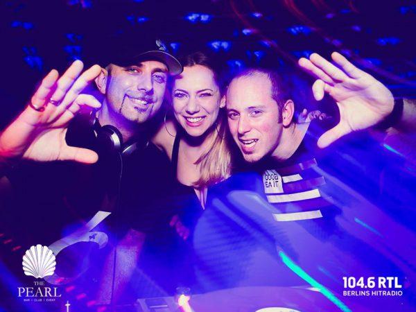 DJFox DJReeno Afterwork RTL 104 6 Kudamm Pearl Berlin Club Gerry Concierge pic Jan Schroeder