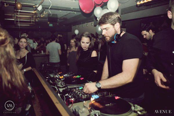 Exzessiva 11 Jahre Avenue Club Berlin Gerry Concierge DJ Kubera pic Kat Le Voltage