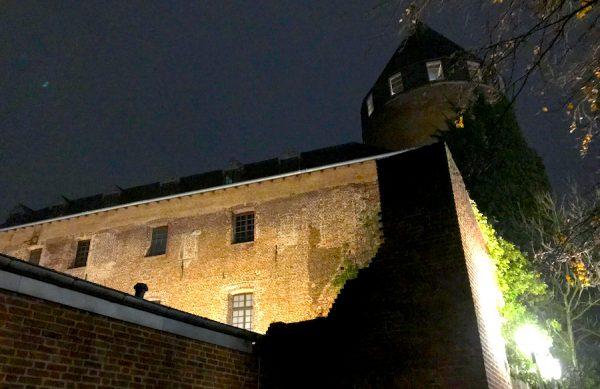 Burg Hof Sightseeing AKZENT Hotel Brueggen er Klimp Burgwall Concierge Gerry Kritik