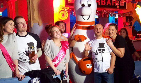 Bowling Center Schillerpark Bild genehmigt Event Concierge Jannine Krueger Team SErvice