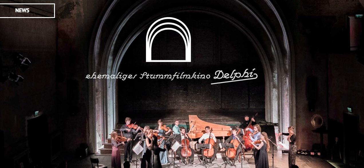 Delphi Kino ehemaliges Stummfilmkino Per Aspera eV Janina Atmadi pic genehmigt Benefinzveranstaltung Crowdfunding