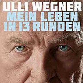 """21.11.2017 Dienstag ab 18 Uhr Unter dem Motto: """"13 Runden und kein bisschen müde"""", erzählt Box-Legende Ulli Wegner seine Autobiografie im Mercure Hotel MOA Berlin"""
