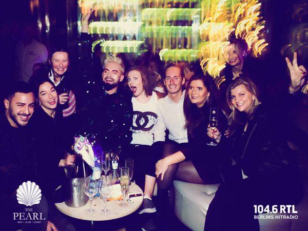Singer Saenger Fans Pearl Berlin Afterwork Kudamm RTL 1046 Gerry Concierge