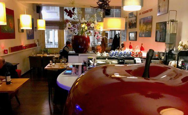 Restaurant Le Bon Choix Maastricht Rechtstraat Joanna Robert Cichecki Workshop Concierge Gerry