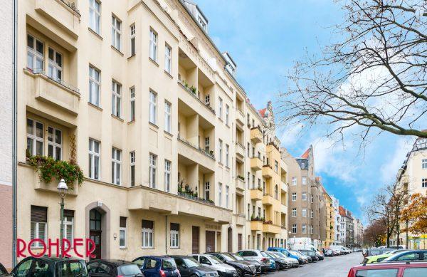 Strasse Wohnung Berlin Kauf Objekt Bezugsfreie Altbauwohnung Schloss Charlottenburg Kristina Foest Rohrer Immobilien