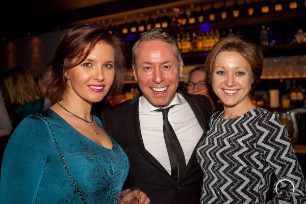 Neujahrsempfang Concierge Community eConcierge Gerry Europa Center Puro Anastasia Weininger pic Joerg Unkel