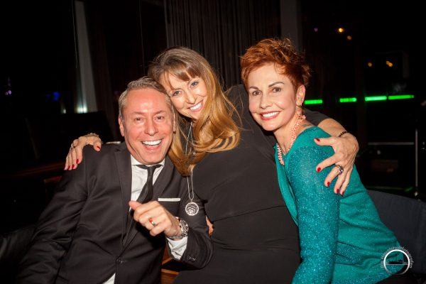 Neujahrsempfang Concierge Community eConcierge Gerry Europa Center Puro Bettina Leppler Corinna Bouwer pic Joerg Unkel