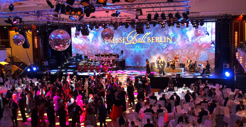 2018 Wolfgang Kubicki Boney M Popgiganten Mittelstandsball Ball Mittelstand Presseball Saal Hotel