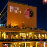 31.12.2017 Sonntag ab 19 Uhr Silvester im BIKINI Berlin im Spreegold & Darwins Lab Ku'Damm Rooftop 2017 mit Dinner & Party