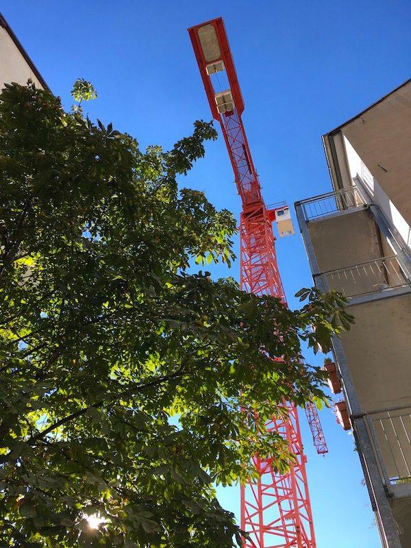 Neubau Mitte Wohnung Invest Spekulation Rohrer Verkauf Kauf Immobilien Krahn