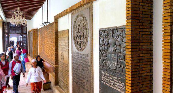 Gedenkstaette Holland Niederlande Gruender Java Jakarta Concierge Empfehlung