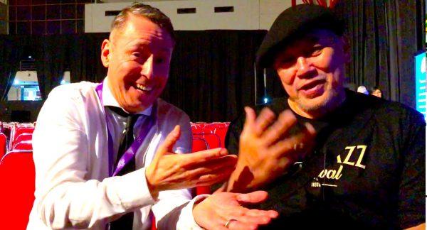 Interview Legende Singer Jazz Java Jakarta Peter f Gontha Director