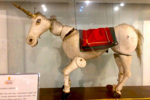 Puppet Museum Puppen Museum Einhorn Jim Knopf Hotzenplotz Jakarta Tourism Gerry Concierge