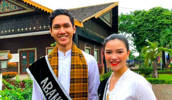 Indonesia Miniature Park Miss Mister Jakarta