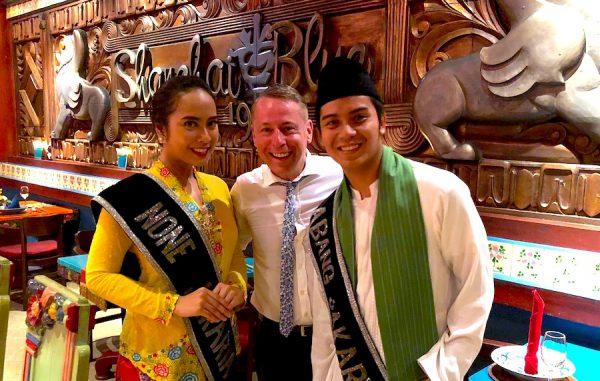 Shanghai Blue Miss Mister Jakarta Kulinarisch Restaurant Essen Trinken Dinner Lunch