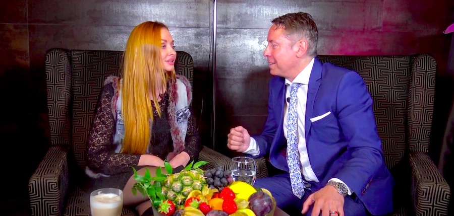Anja Borisova BeautySalon PERSOENLICH Interview Mercure Hotel MOA Berlin topfive top 5 Blog vlog