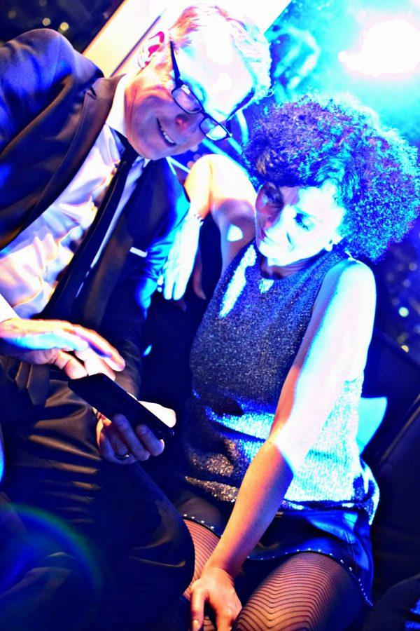 Aynur Subasi AFTER WORK DANCE Europa Center Berlin Puro Gerry Concierge pic Julia Waulin