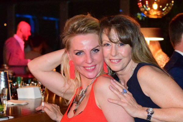 Corinna Bouwer 2 AFTER WORK DANCE Europa Center Berlin Puro Gerry Concierge pic Julia Waulin