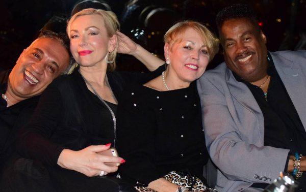 Keith Tynes AFTER WORK DANCE Europa Center Berlin Puro Gerry Concierge pic Julia Waulin