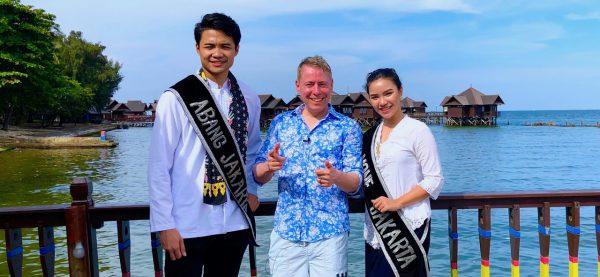 Jakarta Tourism Indonesien Indonesia Concierge Trip recommendation Empfehlung Einladung Gerry Botschaft Java Jazz 1000 Inseln Miss Mister Rif